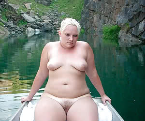 Pretty young plumpers with touchable round tits