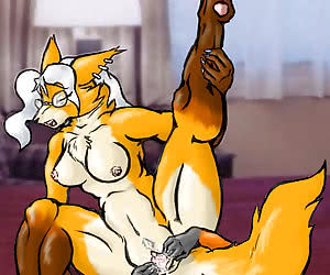 real hot furry girls fucking jizz