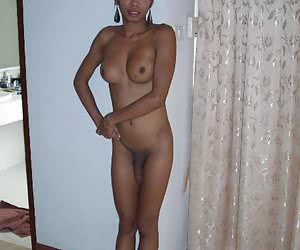 Fit and flirty Ladyboy