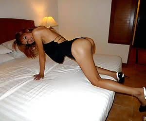 Pattaya Ladyboy flashes