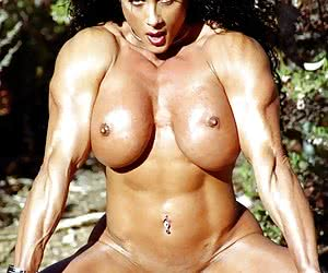 Female Bodybuilders and Muscular Women .