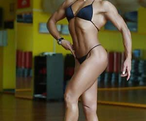 Giant women with even more giant muscles.18+