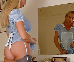 Maid in Stockings