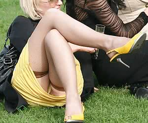 Mixed upskirts in this pics