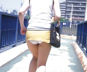 Upskirt asian archive