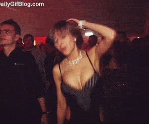 Dancing animated GIF