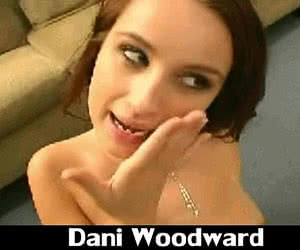 Dani Woodward animated GIF