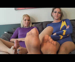 Foot Fetish animated GIF