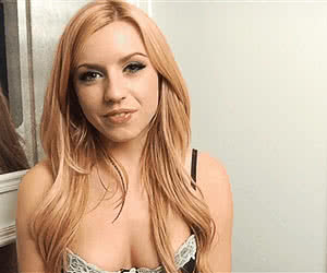 Lexi Belle animated GIF