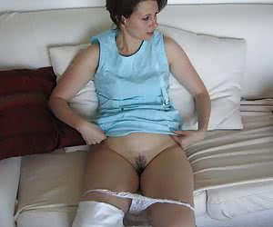 Panties Pulled Down