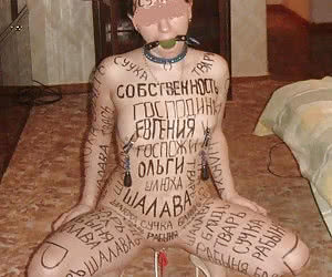 Body Writing