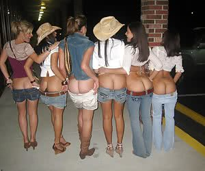 Flashing Girls