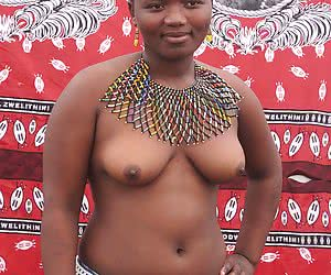 Hot African Girls