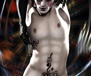 Hot Outfits And Body Art