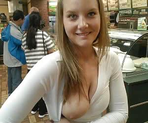 Category: letting a titty out