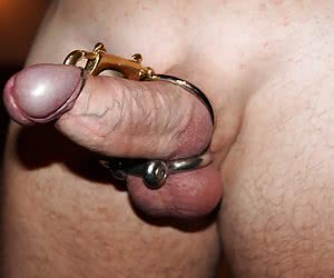 Category: male chastity