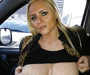Mature Saggy Tits