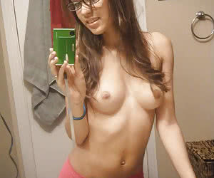 Nerdy Glasses