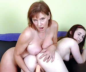 Slutty Mom And Slutty Girl