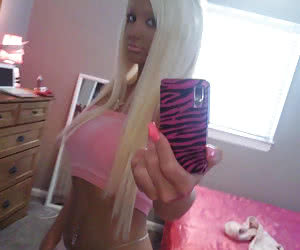 Stupid Blond Bimbo