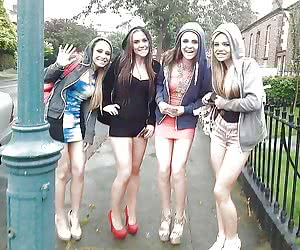 Category: uk chavs and slags