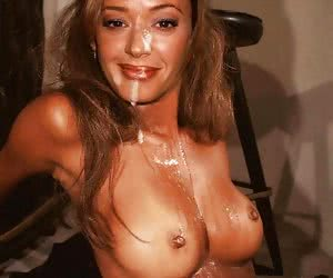 Leah Remini is a busty celebrity who likes to fuck