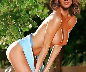 May be Jennifer Garner is not most pretty star of Hollywood but her boobs looks really cool!