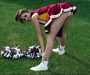 Cheerleader GF