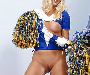 cheerleaders beauty