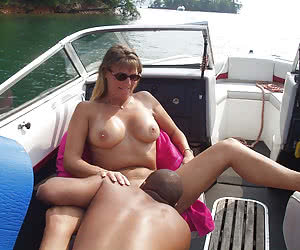 Would you like to take a boat trip with these women?