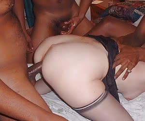 Interracial cuckold groupsex pictures