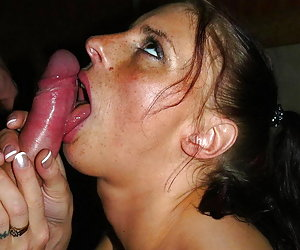 Amateur wife blowjobs