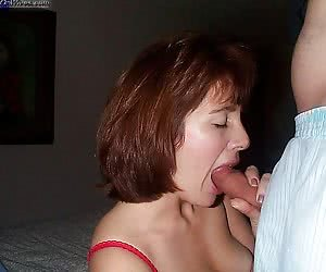 Mix of amateur blowjobs and cumshots