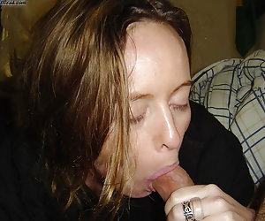 Real MILF blowjobs