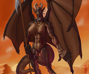 Fire and sex in dragons life