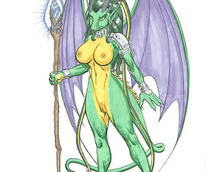 Nude dragons