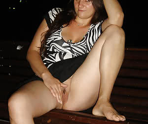 Crazy young people having sexy fun outdoors