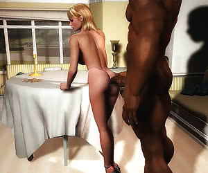 Interracial 3d gallery
