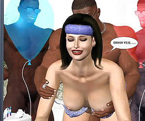 INTERRACIAL PORN COMICS CLUB
