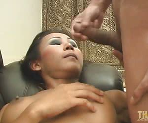 Busty thai shemale fucking in all possible poses