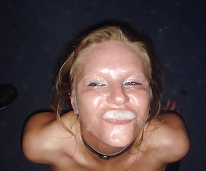 AMATEUR MATURES FACIAL