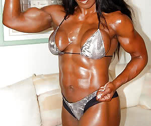 Bodybuilder Girls