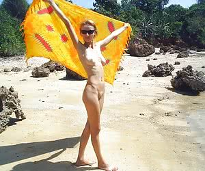 Naked On The Beach! Gallery #88