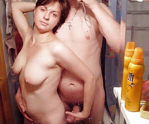 Rare nudist couples content