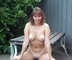 Outdoor GF Sex Collection!