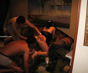 Banned content of naughty cheated girlfriend
