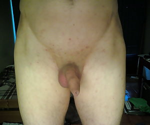 Measuring my small cock set