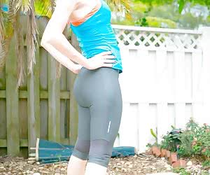 Fitness Sport Workout Spandex