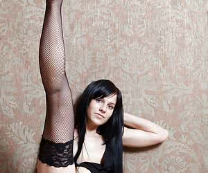 Amateurs In Stockings