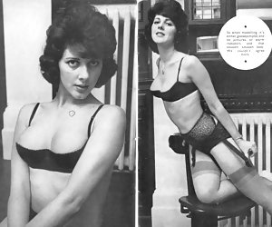 Once again neat hotties in retro lingerie start posing and show their gorgeous bodies very willingly
